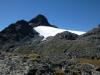 Chüealphorn mit Gletscher