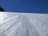 weit und breit Gletscher