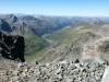 Aufstiegsroute zur Keschhütte