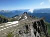 Blick zum Oberhorn