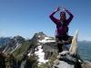 Auf dem Oberhorn